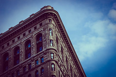 Daniel Burnham's Flatiron Building photo by Jeffrey