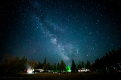 Camping photo by Mista Sparkle