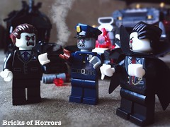 Traffic Collision photo by Bricks of Horrors