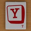 Word Grab letter Y