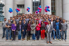 Flickr turns 10: Meet the Flickr team. photo by Flickr
