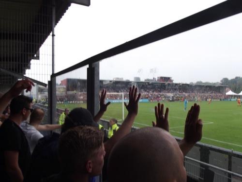 9589728219 7181f42398 Go Ahead Eagles   FC Groningen 3 3, 25 augustus 2013