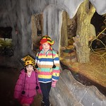 Two very creepy things in the Creepy Caves<br/>15 Feb 2014