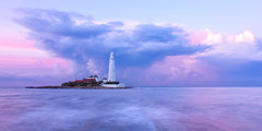 St Mary's Lighthouse photo by Billy Currie
