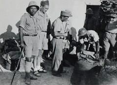 BM 2- 1941 Juin -Deir Ali Ravitaillement de D Pomponne Boldin Suzzoni - fonds Amiel