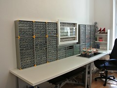 Lego Workspace photo by Disco86