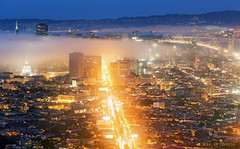 San Francisco Fog photo by KP Tripathi (kps-photo.com)