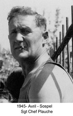 BM 4 Chambarand - 1945 Avril_Sospel_Sgt_Plauche - Fonds Emile Gauthier