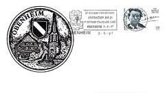 Philatélie- Obenheim - Col. B. Pefferkorn