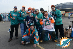 Week 13: Miami Dolphins Vs New York Jets - #MetLifeTakeover