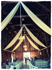 Corner barn Graeagle. photo by Celadon Events