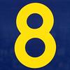 number 8