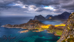 Lofoten photo by Filip Nystedt