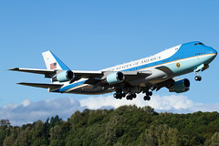 Air Force One photo by sabian404