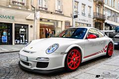 Porsche 997 GT3 photo by Alexandre Prévot