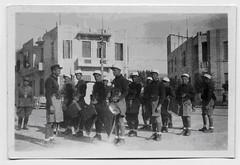1041- Syrie - Défilé à Damas de la Légion 11 nov 41