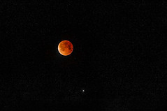 lunar eclipse photo by Alonzo96