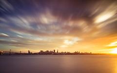 San Francisco Long Exposure Sunset photo by tony.eckersley