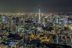 Tokyo Tower (HDR) photo by davidcl0nel