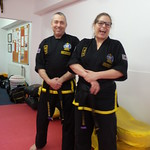 March 17 Adult Gradings