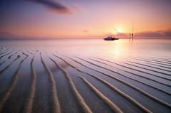 Sunrise of Semawang Beach photo by eggysayoga
