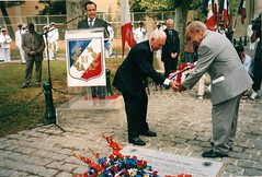 25 juin 2003 - Toulon - Inauguration de la plaque Victor Mirkin - Fonds P. Tropet