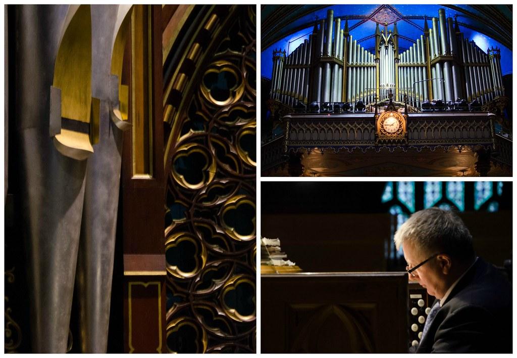 {Notre Dame Basilica} Road Trip | Montreal in Winter | personallyandrea.com
