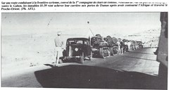 1re Cie des Chars- 1941 - Syrie