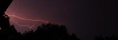 purple lightning flipped photo by Nikkichick88