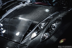 Pagani Huayra Carbon Edition photo by Marcel Lech