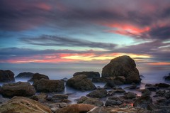 Abalone Sunset photo by RichGreenePhotography.com