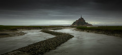 Le Mont-Saint-Michel [Explored #94] photo by Emmanuel Lemée | Photographie