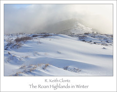 The Roan Highlands in Winter photo by R. Keith Clontz