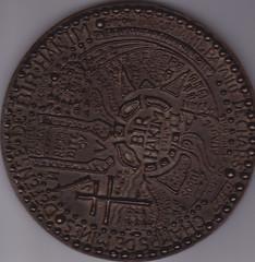 Médaille Bir Hakeim - Col. Blandine Bongrand Saint Hillier