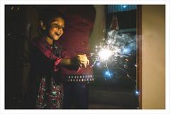 Having fun on a Diwali Night!! photo by swarat_ghosh