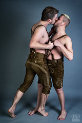 Ewald & Daniel 04 - Lederhosentango photo by casaberg