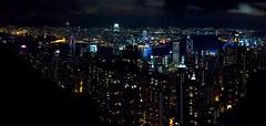 The Peak, Hong Kong photo by Nathan O'Nions