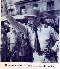 Brosset - 1944- Lyon