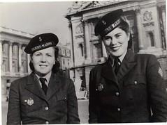 RFM- Angleterre- Christiane Podmore et Hilda Moy - Fonds Henri Fercocq