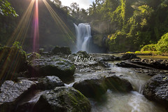Tegenungan Waterfall photo by Pandu Adnyana Photography Tour
