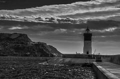 The Lighthouse Christmas | El Faro de Navidad photo by puesyomismo