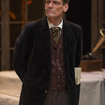 Mark L. Montgomery (Eilert Lovborg) in HEDDA GABLER at Writers Theatre.  Photo by Michael Brosilow.9