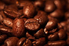 Coffee Beans [Explored] photo by aaronbrethorst