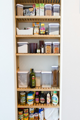 Kitchen/Pantry Project - Pantry After