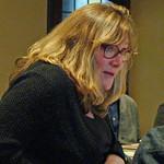 Barbara Figgins (Aunt Julie Tesman)