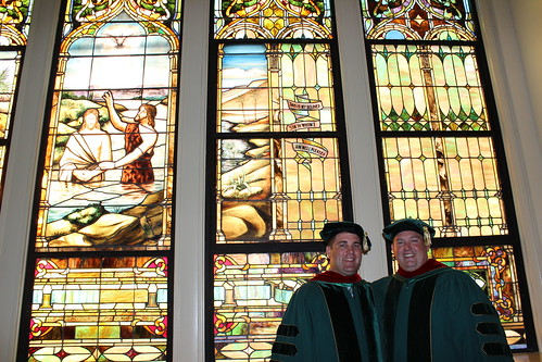 Truett Seminary Graduation Ceremony (May 2013)