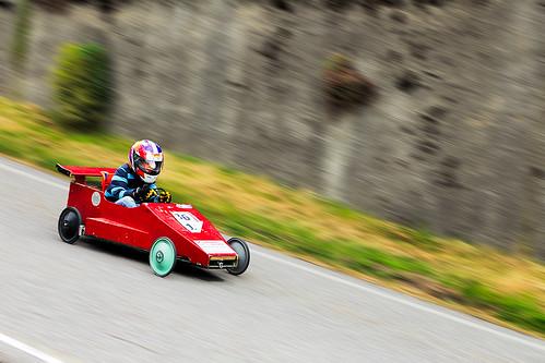 Course de caisses à savon à Montpreveyres - Suisse 2013