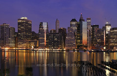 Color of Manhattan. photo by astikhin