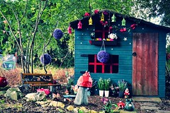 Fairy village photo by darkishcloud