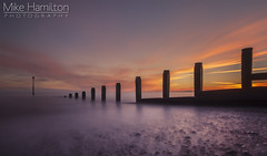 Hythe Sunset photo by Mike-Hamilton Photography